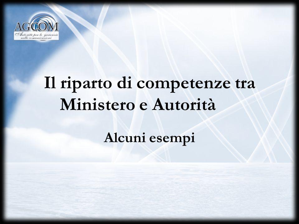 Avv. Maurizio Mensi Servizio Giuridico 28 settembre 200425 Articolo 7 Attribuzioni del Ministero quelle derivanti dal d.lgs. 30 luglio 1999, n. 300, c
