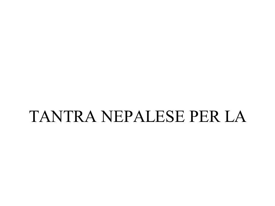 TANTRA NEPALESE PER LA