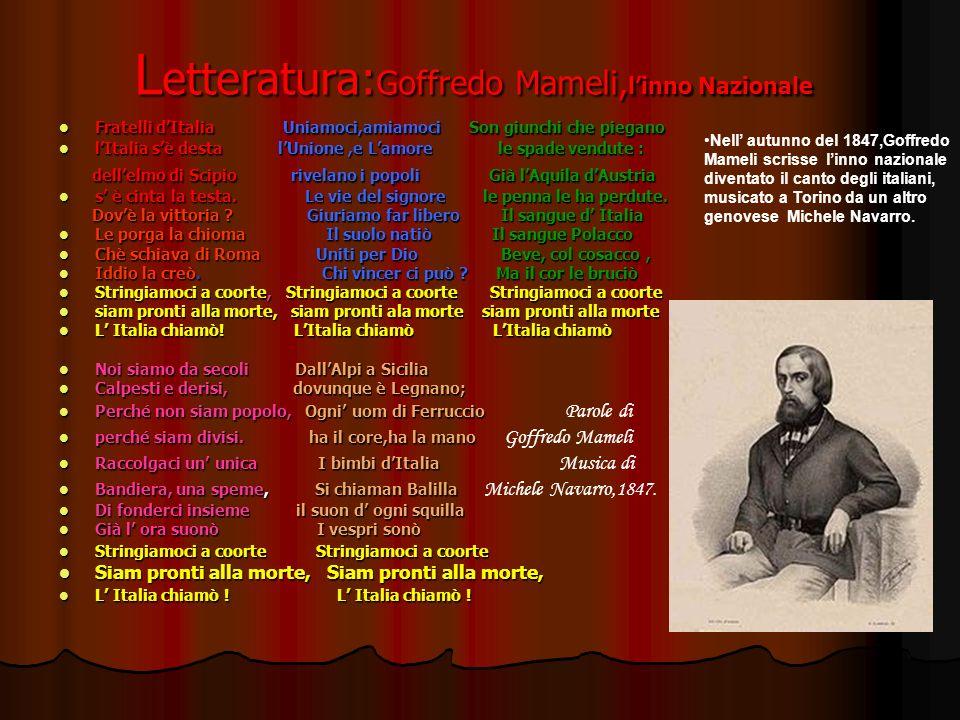 Materie interdisciplinari Letteratura 2.musica3.storia4.tecnica5.geografia6.scienze7.inglese11.scienzemotorie12.Storia dellarte13.spagnolo