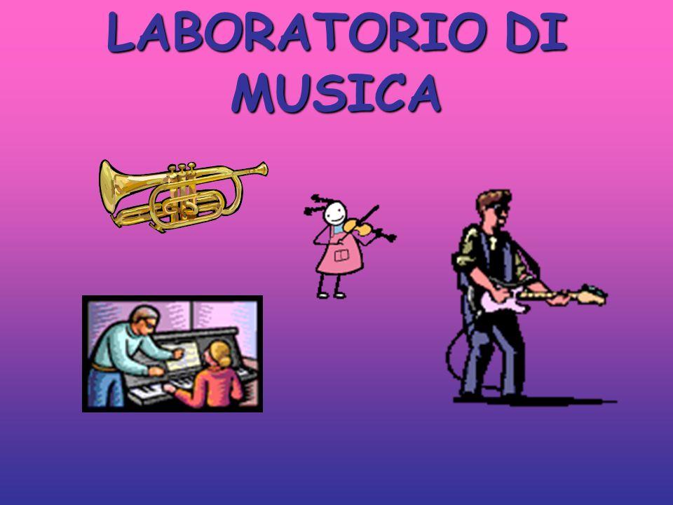LABORATORIO DI MUSICA
