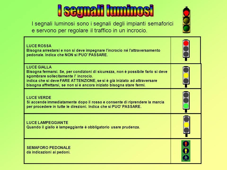 I segnali manuali sono i gesti compiuti dai vigili urbani.