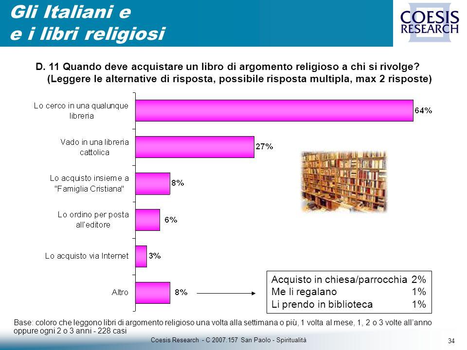 34 Coesis Research - C 2007.157 San Paolo - Spiritualità D.