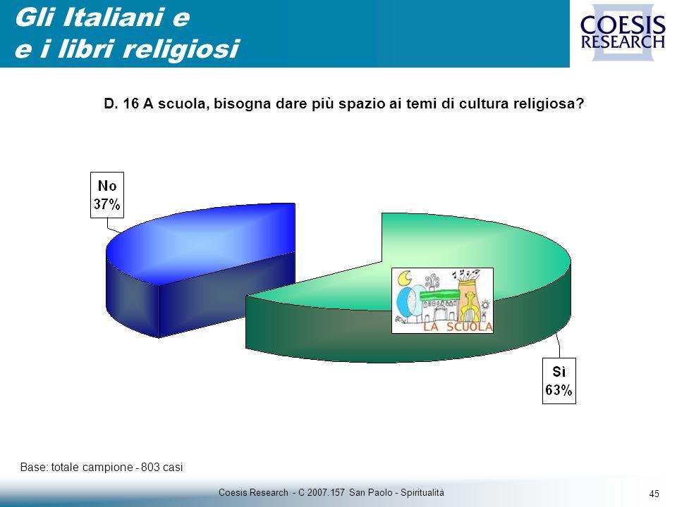 45 Coesis Research - C 2007.157 San Paolo - Spiritualità D.