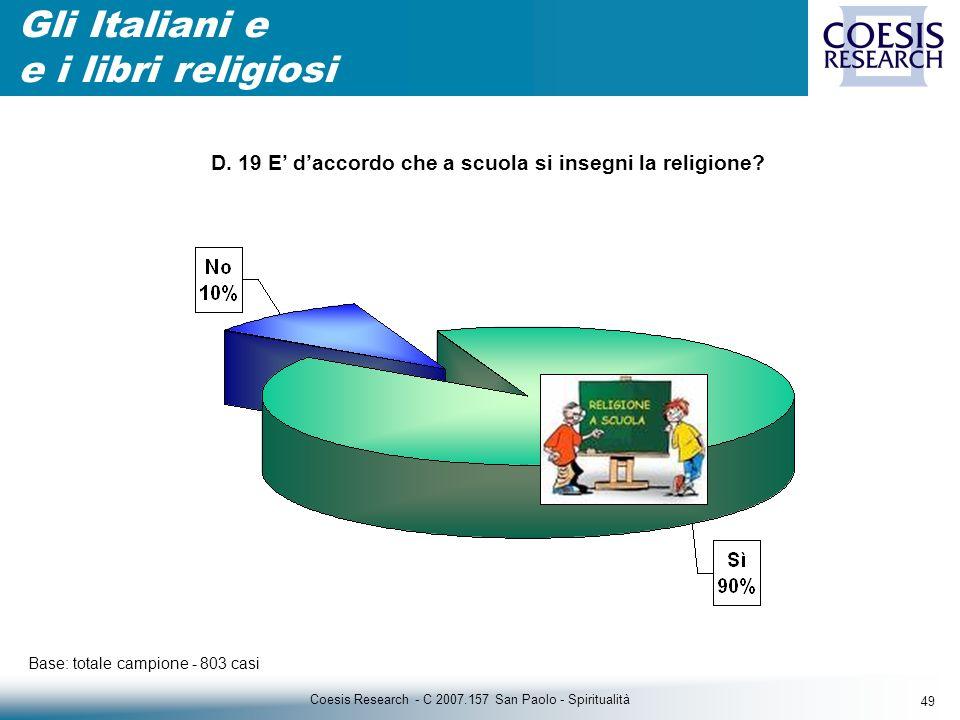 49 Coesis Research - C 2007.157 San Paolo - Spiritualità D.