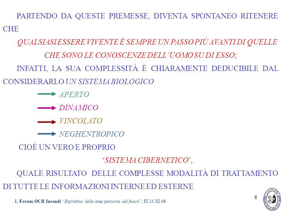 69 CONOSCENZA DELLA SPECIFICITÀ MOLECOLARE INDIVIDUAZIONE DI BIOMARCATORI MOLECOLARI STRATEGICI = 1.