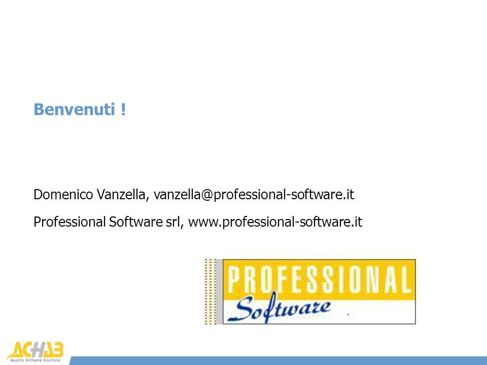 Pordenone, 15 giugno 2006 - © Achab S.r.l. Due elementi fondamentali Il backup !! Le password !!!!