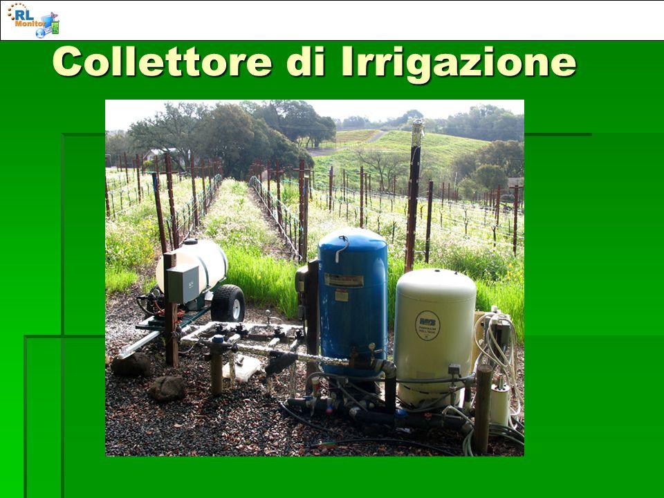 Collettore di Irrigazione