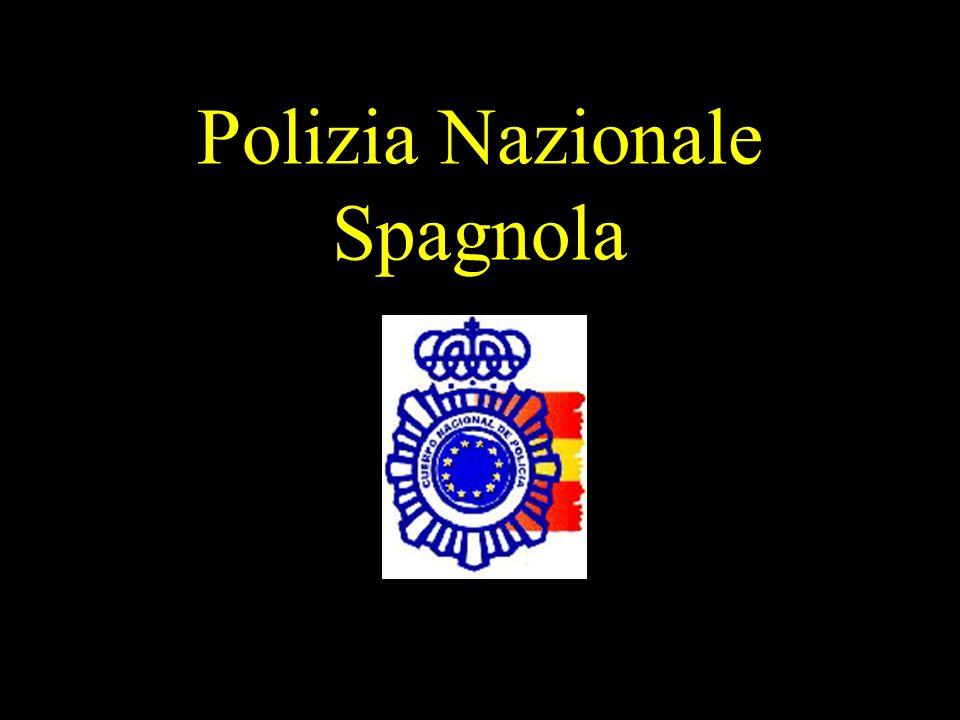 Polizia Nazionale Spagnola