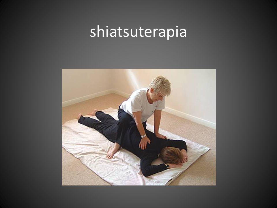 shiatsuterapia