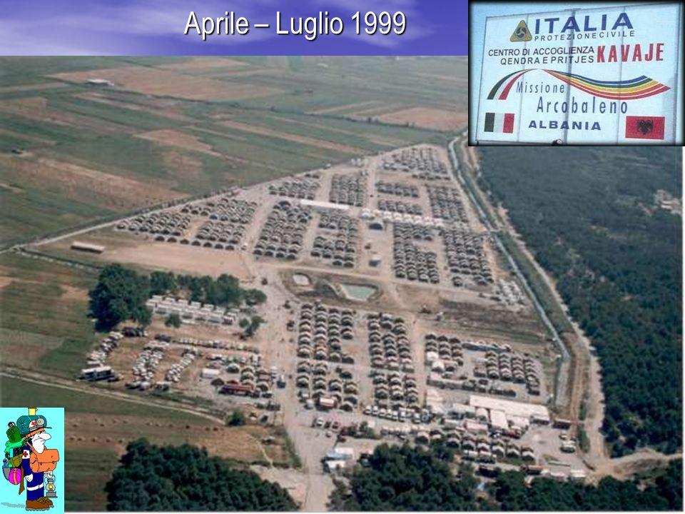 Foligno – Campo CRI - 1997