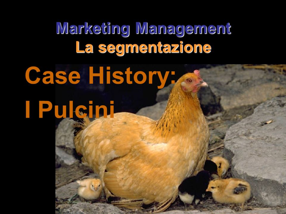 28 Marketing Management Il Marketing Mix La Promozione I canali: comunicazione personale comunicazione non personale