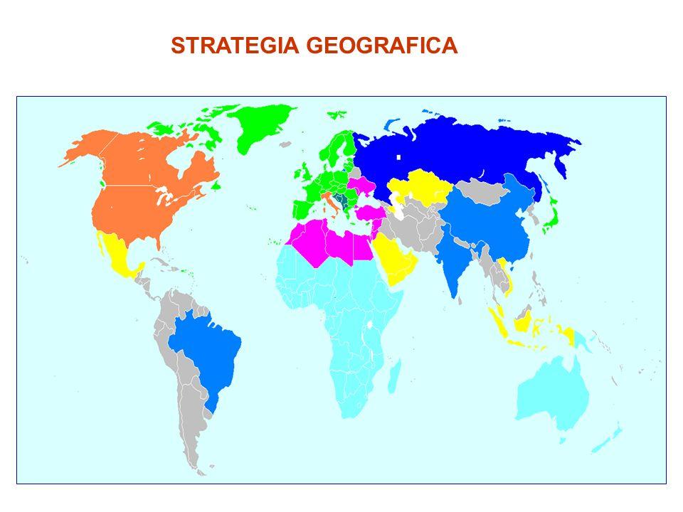STRATEGIA GEOGRAFICA 13