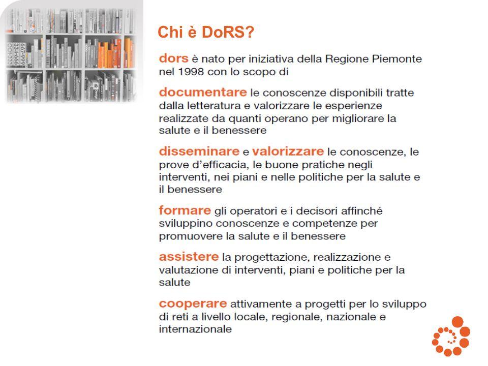 Chi è DoRS?