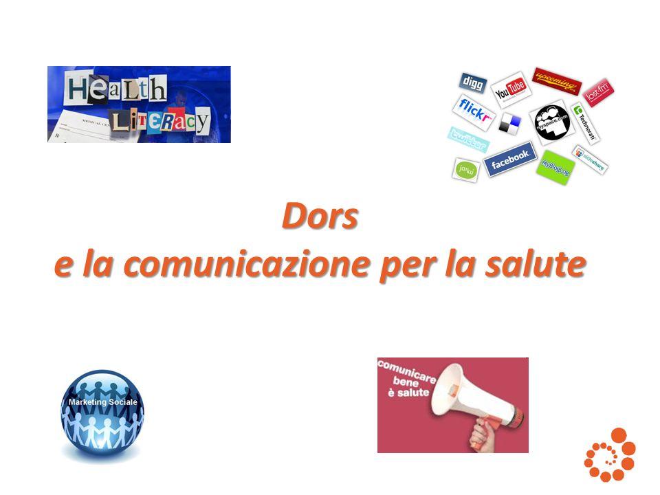 Dors e la comunicazione per la salute