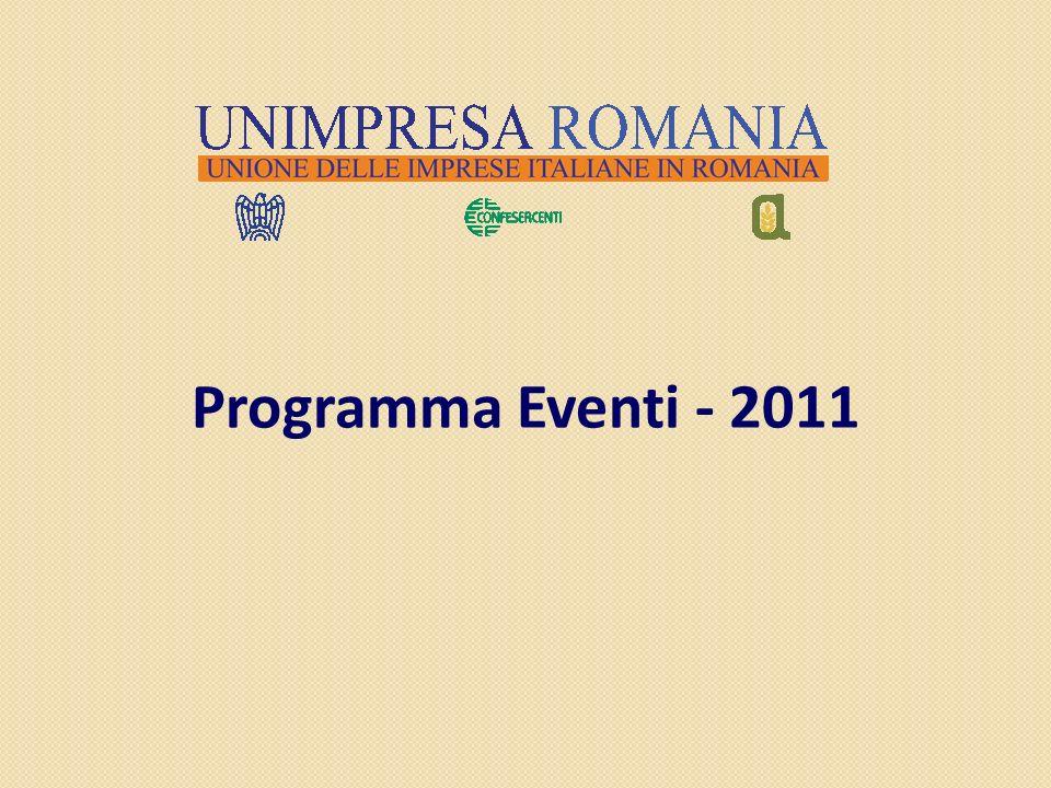 Programma Eventi - 2011