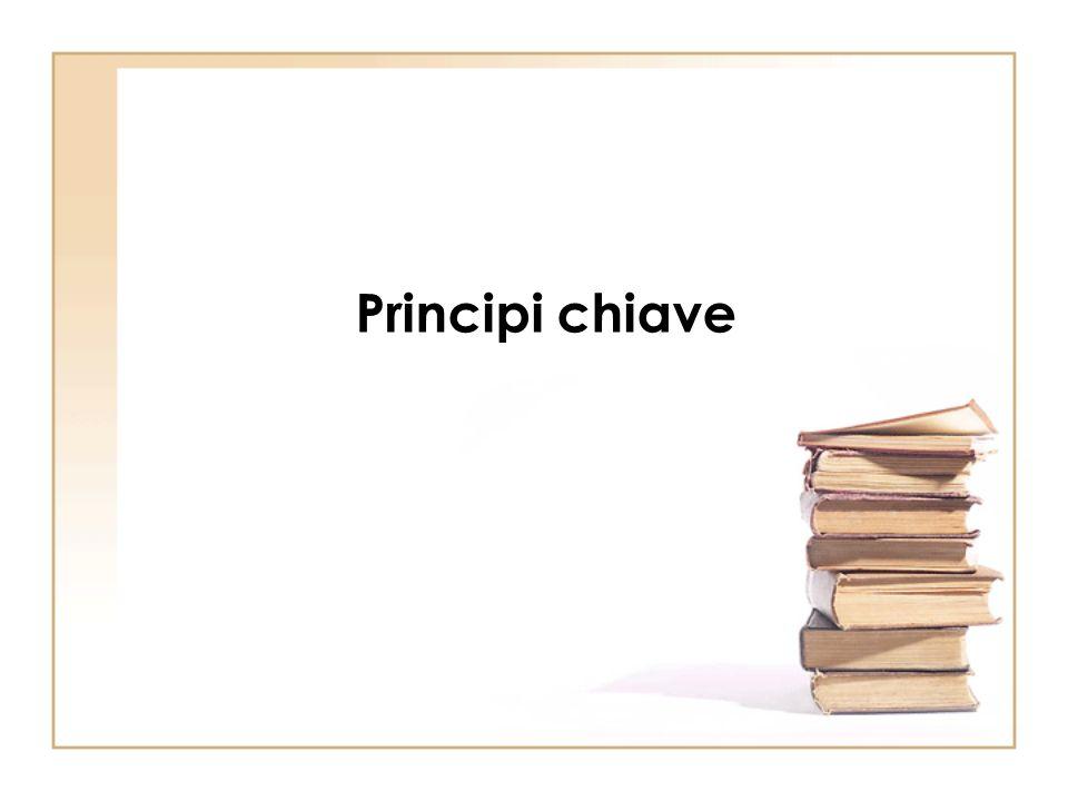 Principi chiave