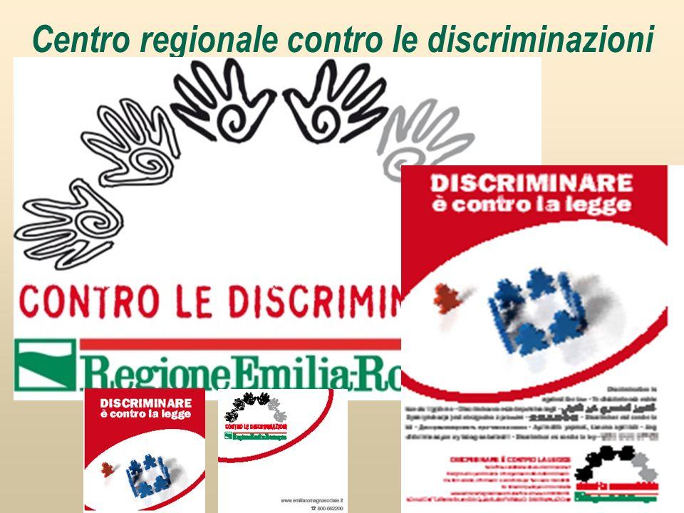 Centro regionale contro le discriminazioni