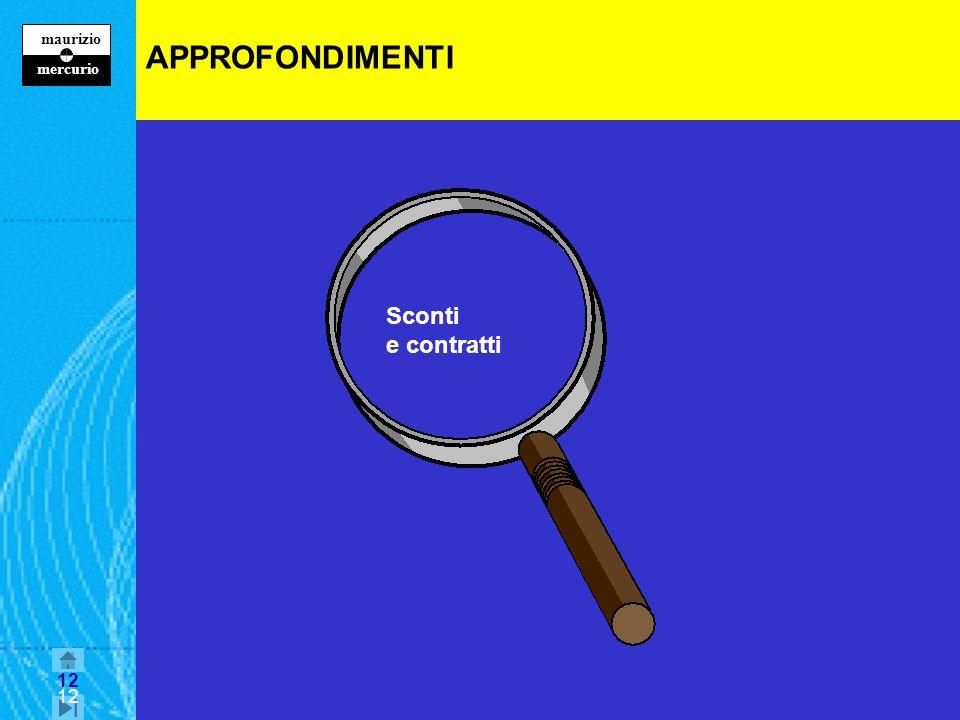 11 maurizio z mercurio 11 I MEDIA IL CINEMA Caratteristiche del mezzo Aspetti organizzativi Indicazioni strategiche E un mezzo di qualità che copre in