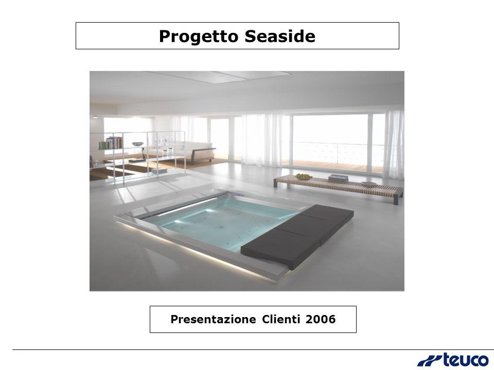 Progetto Seaside Presentazione Clienti 2006