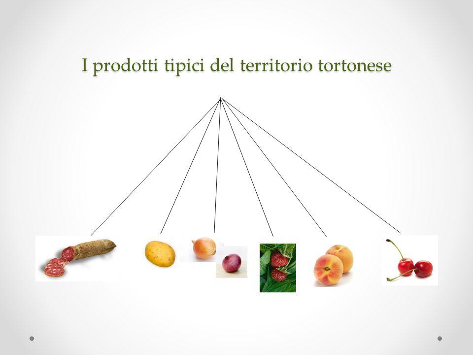 I prodotti tipici del territorio tortonese