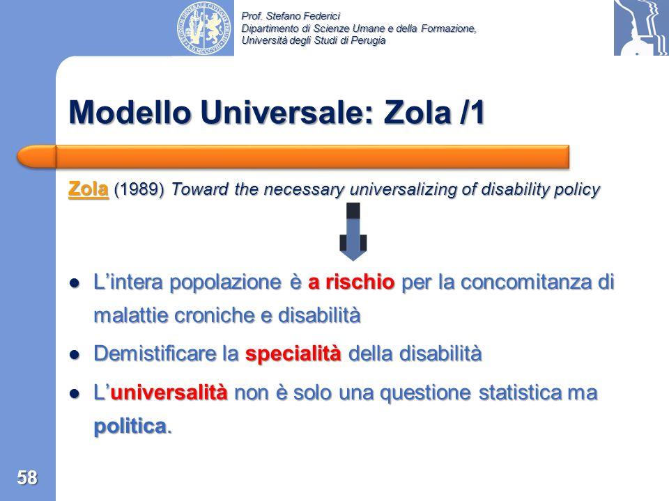 Prof. Stefano Federici Dipartimento di Scienze Umane e della Formazione, Università degli Studi di Perugia 2 limiti della teoria di Hahn 57