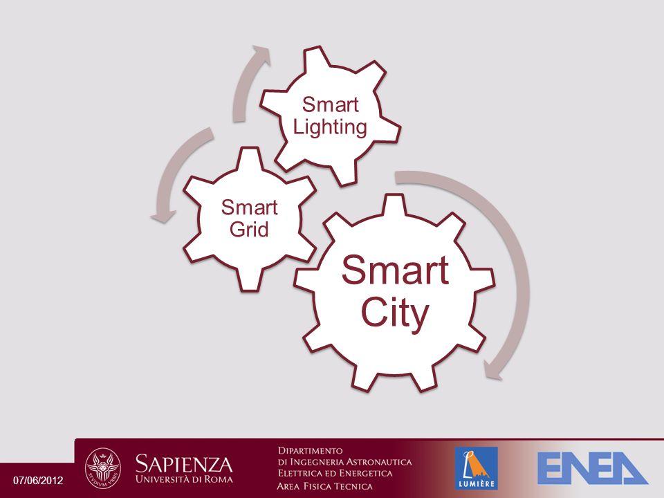 Smart City Smart Grid Smart Lighting 07/06/2012