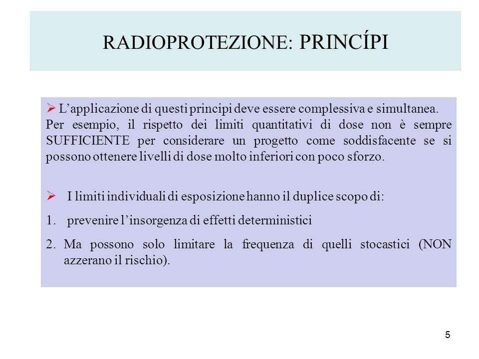 26 Il valore di ALI non dipende da come avvenga lintroduzione in un evento singolo o continuata.
