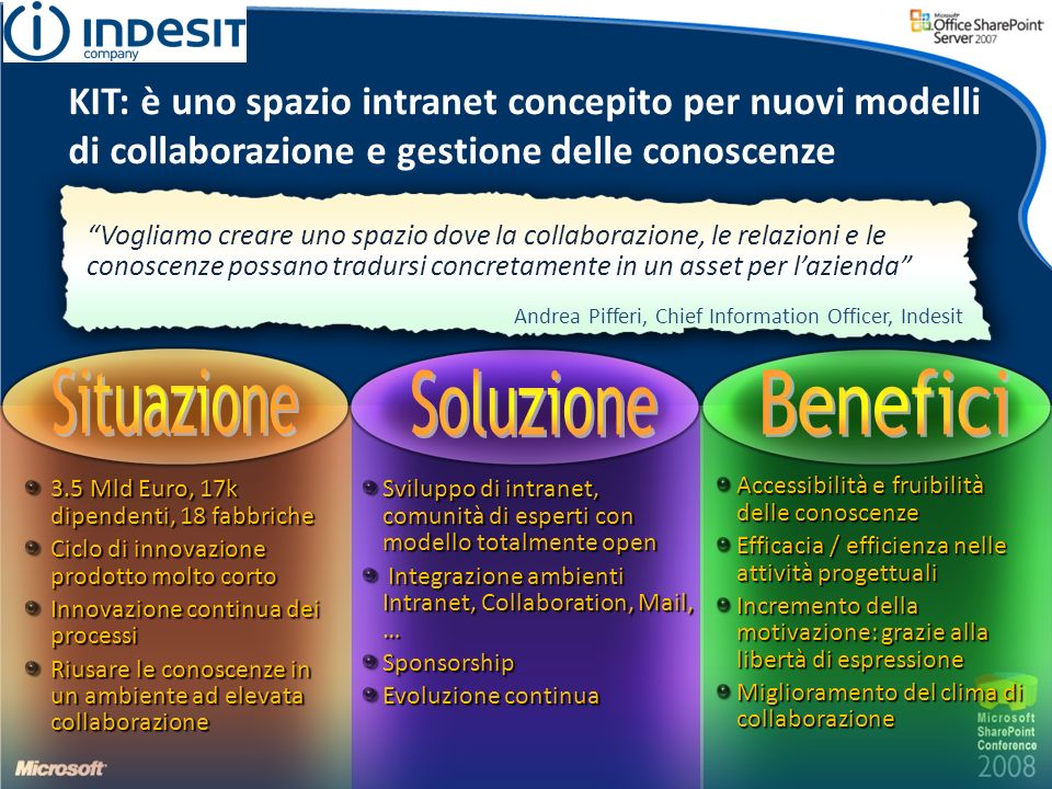 Emersione dei valori User generated content User generated application Il caso Regione Veneto