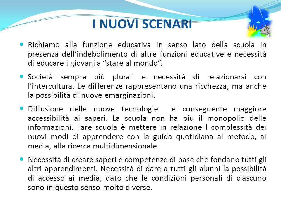 Scuola, Costituzione, Europa Richiamo al testo della Costituzione per una scuola dellautonomia (art.