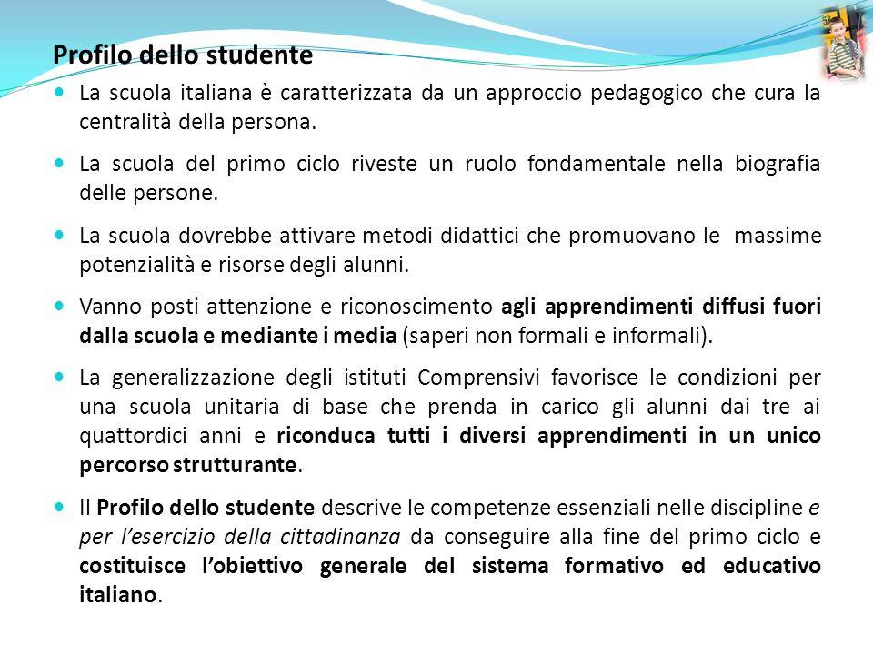 ORGANIZZAZIONE DEL CURRICOLO Dalle Indicazioni al Curricolo Le Indicazioni costituiscono il quadro di riferimento per la progettazione curricolare affidata alle scuole.