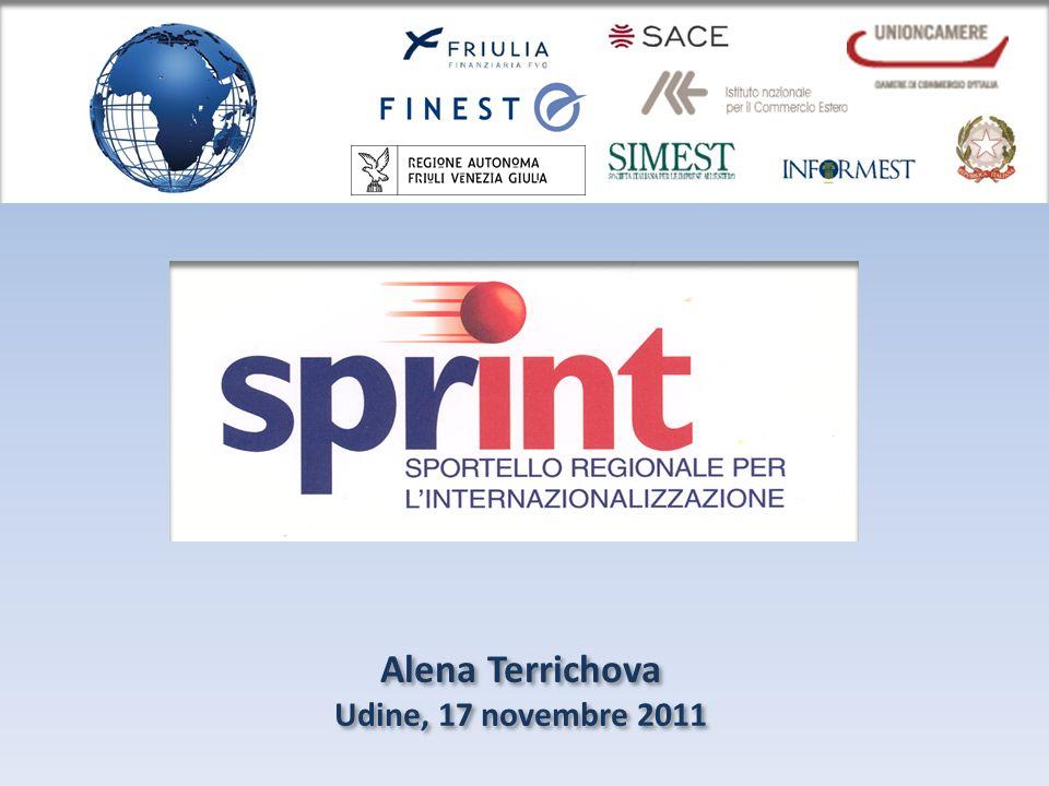 Alena Terrichova Udine, 17 novembre 2011 Alena Terrichova Udine, 17 novembre 2011