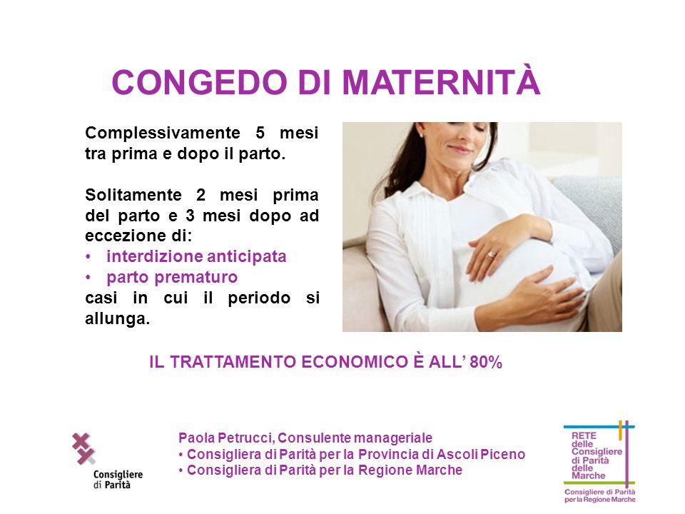 Paola Petrucci, Consulente manageriale Consigliera di Parità per la Provincia di Ascoli Piceno Consigliera di Parità per la Regione Marche Complessiva