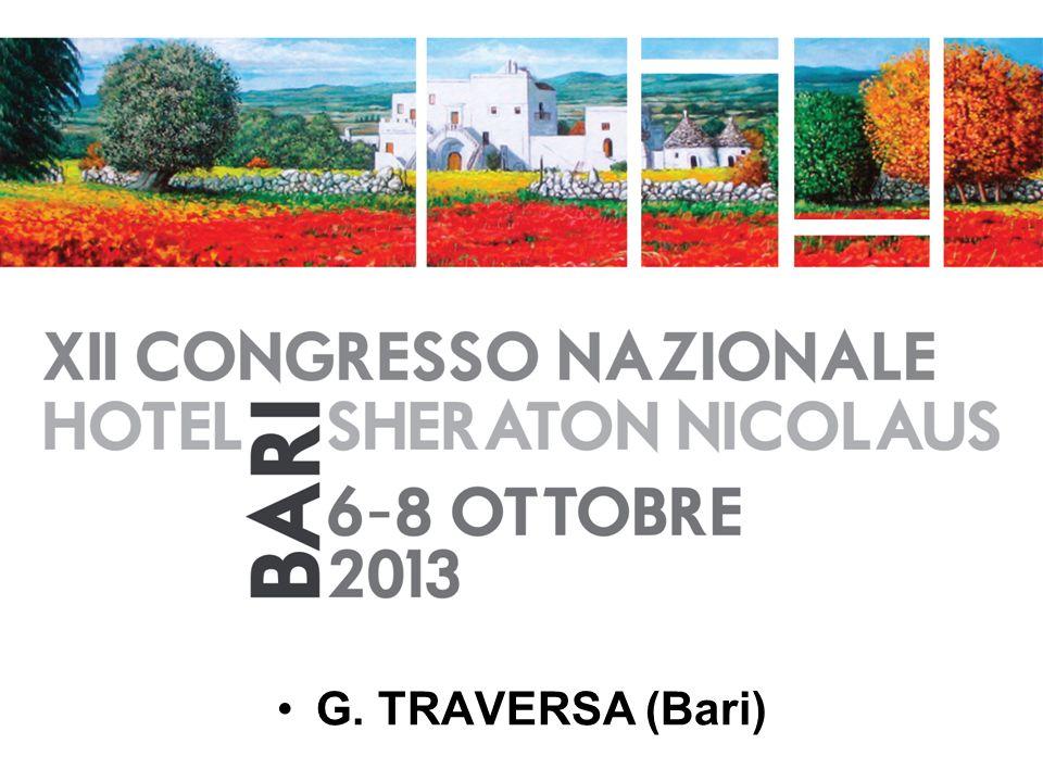 Giuseppe Traversa XII Congresso Nazionale SICVE