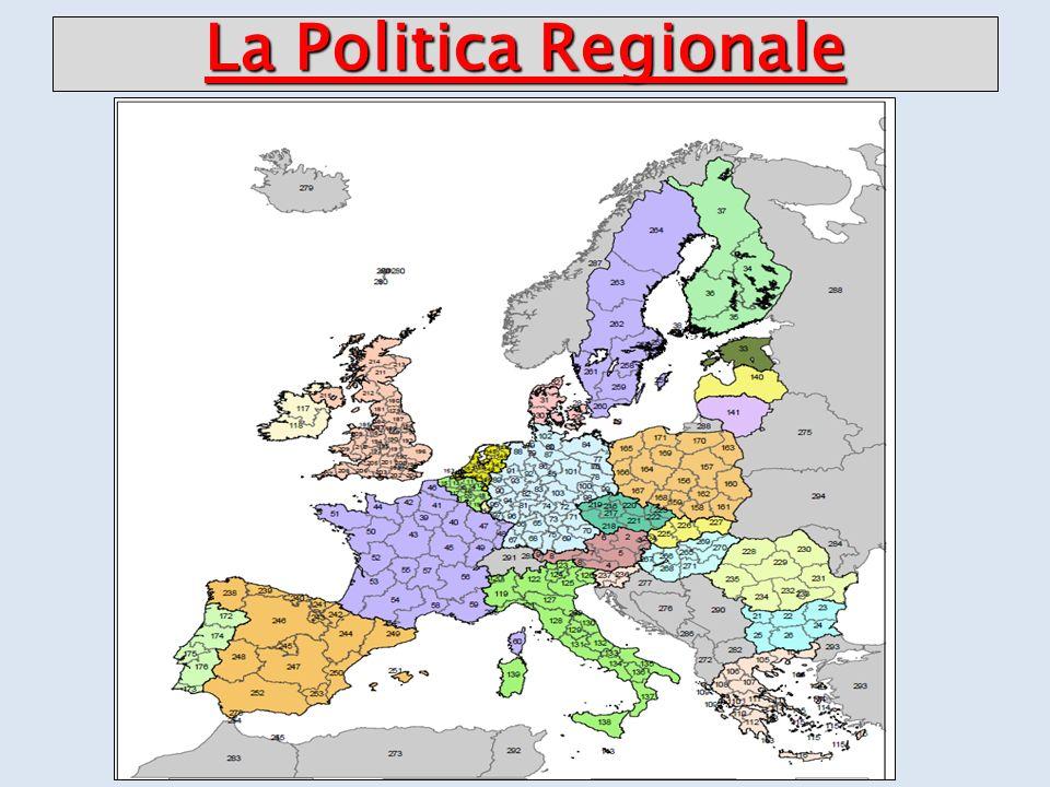 La Politica Regionale