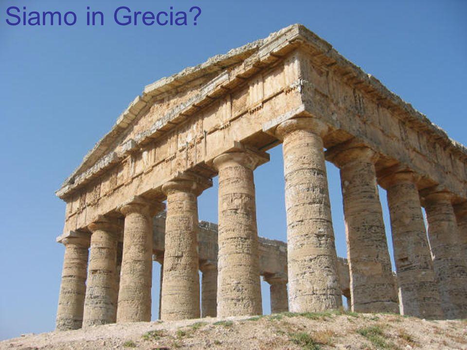 Siamo in Grecia?