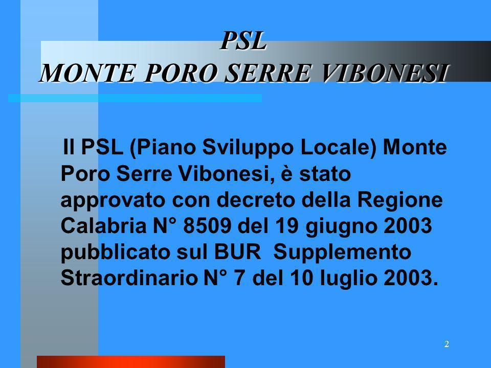 23 Viale Affaccio IV Traversa, 9 89900 – Vibo Valentia – Calabria – Italia Sito Web: www.cogalmonteporo.net Tel.
