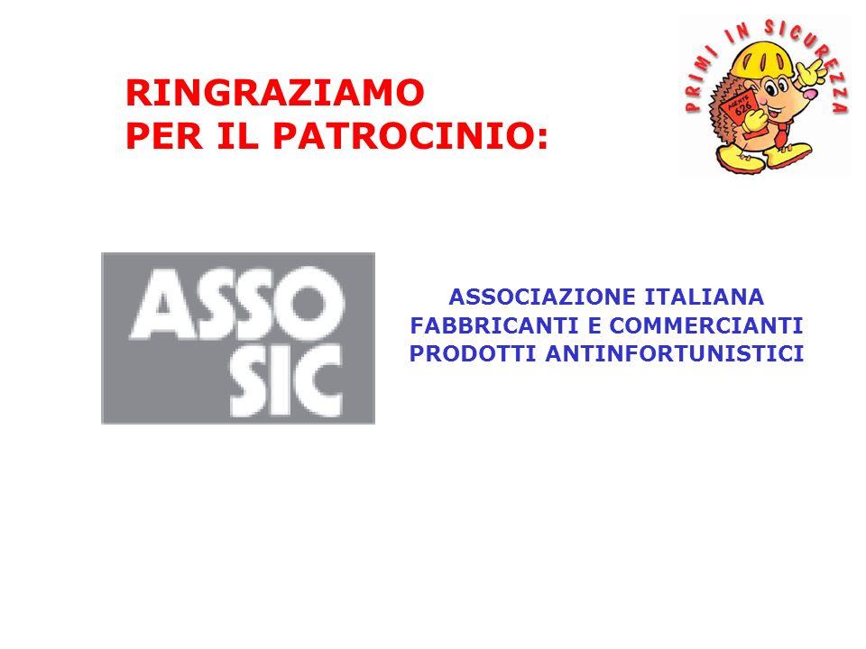 ASSOCIAZIONE ITALIANA FABBRICANTI E COMMERCIANTI PRODOTTI ANTINFORTUNISTICI