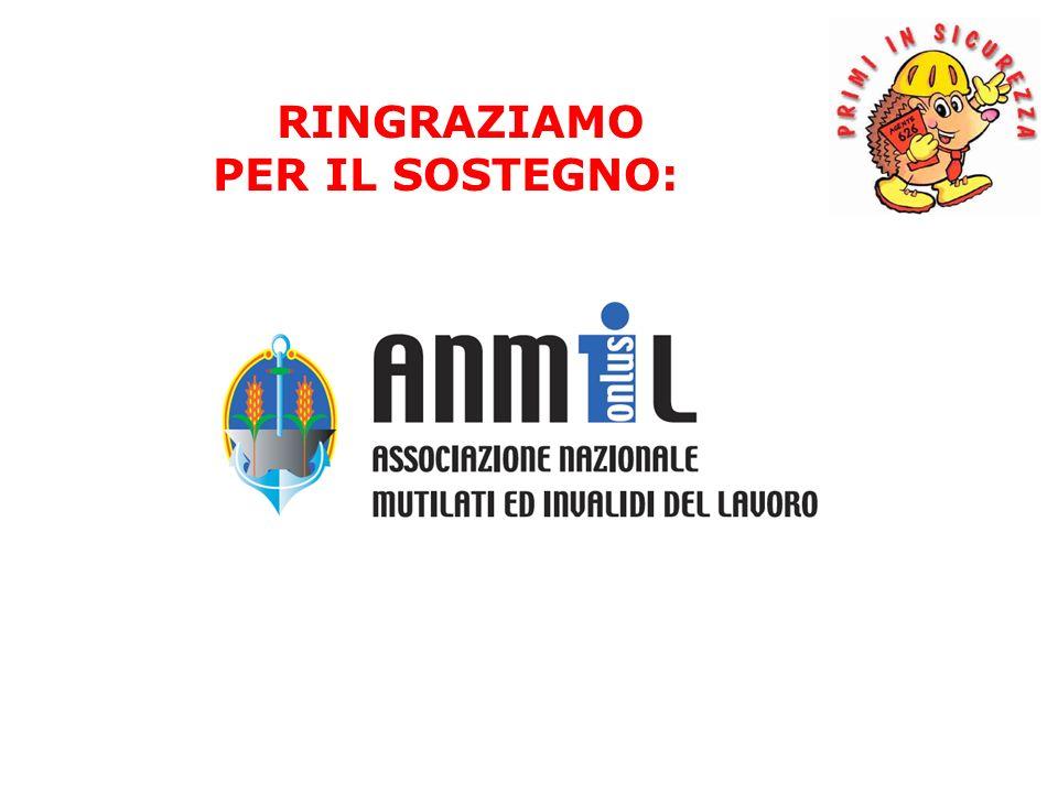 PER SAPERE TUTTO SU PRIMI IN SICUREZZA VISITA IL SITO www.priminsicurezza.it