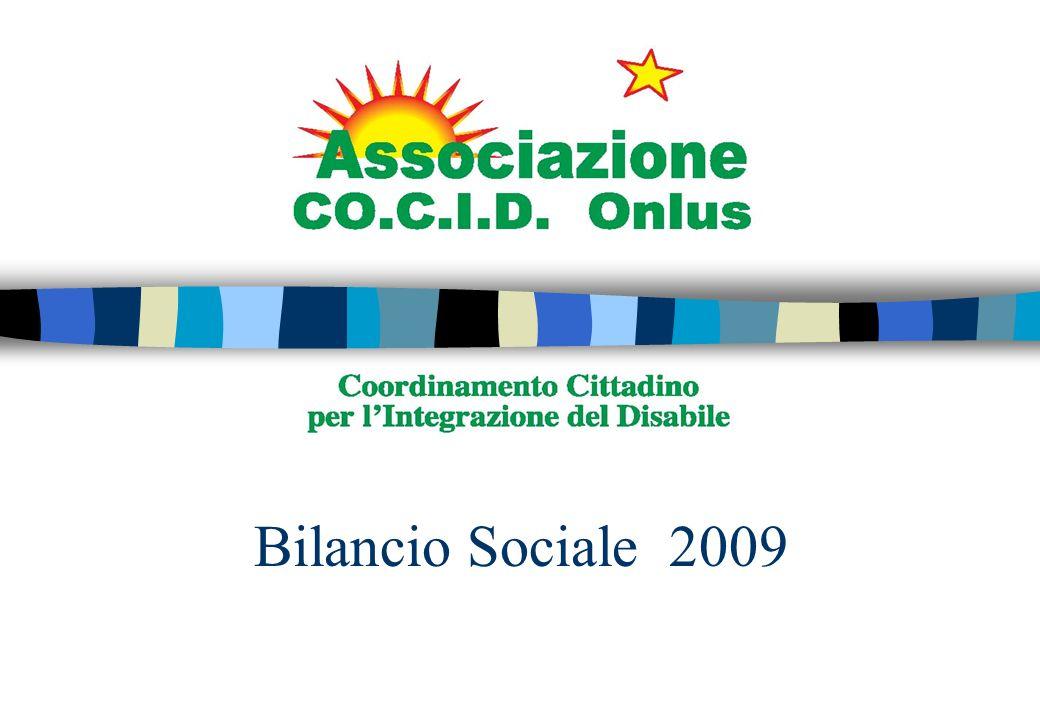 Bilancio Sociale 2009 Questa presentazione può essere utilizzata come traccia per una discussione con gli spettatori, durante la quale potranno essere assegnate delle attività.