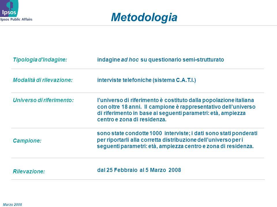 Marzo 2008 La conoscenza A10c - Il lavoro temporaneo...