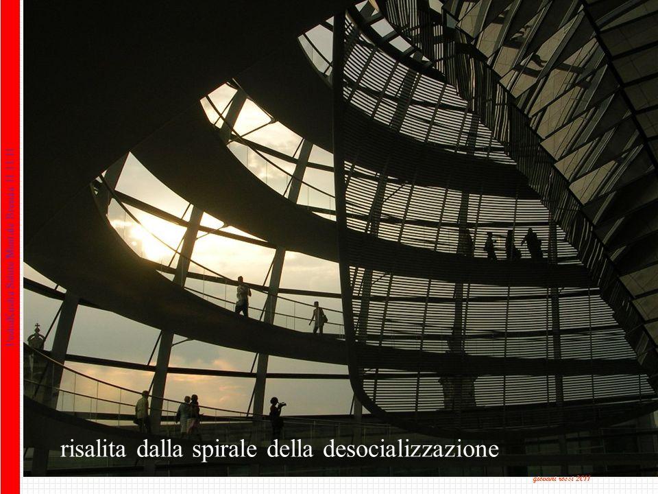 PechaKucha Salute Mentale Brescia 11.11.11 giovani rossi 2011 risalita dalla spirale della desocializzazione