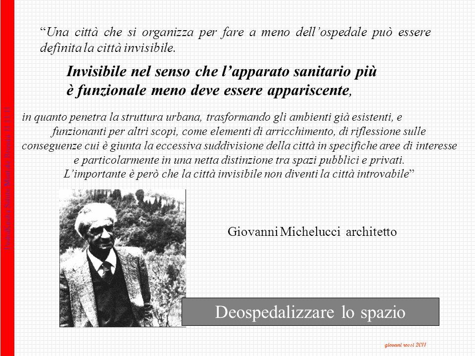 la salute mentale può diventare un bene comune PechaKucha Salute Mentale Brescia 11.11.11 giovani rossi 2011
