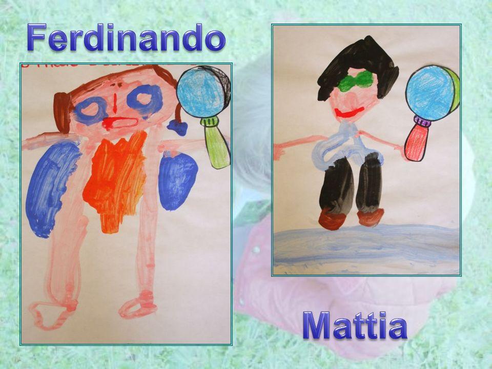 Ai bambini vengono date tre strisce di diverso materiale: carta, stoffa, plastica.