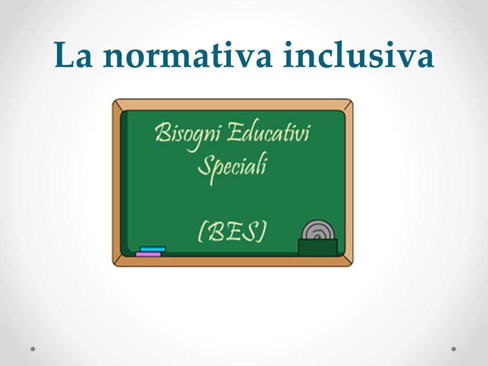 La Direttiva Ministeriale 27 dicembre 2012 La Direttiva ministeriale definisce le linee del cambiamento per rafforzare il paradigma inclusivo.