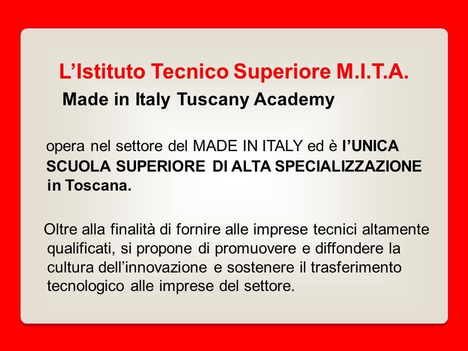 LIstituto Tecnico Superiore M.I.T.A.