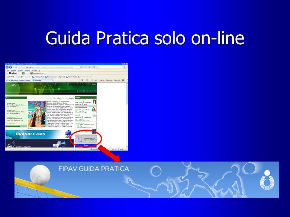 Guida Pratica solo on-line