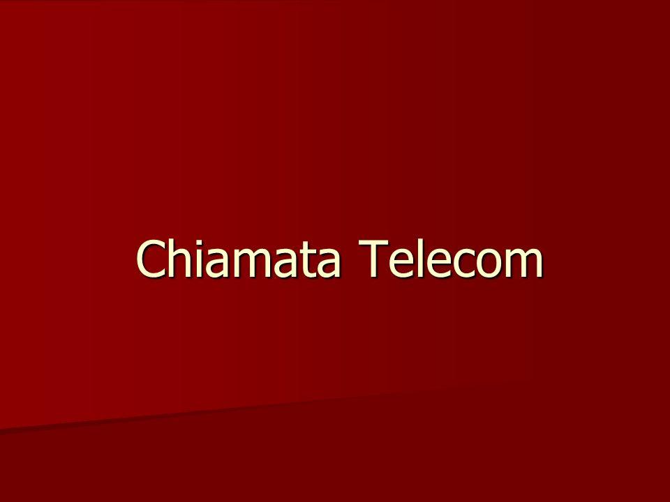 Chiamata Telecom
