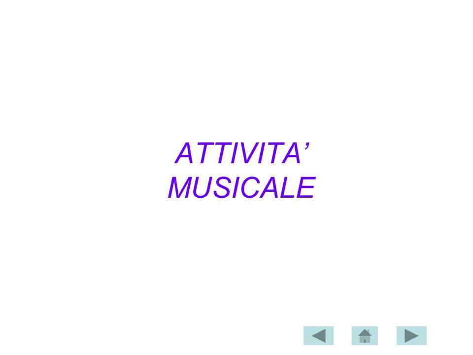 ATTIVITA MUSICALE