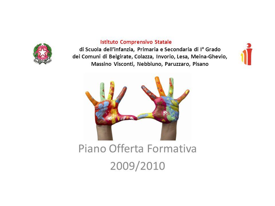 Istituto Comprensivo Statale di Scuola dellinfanzia, Primaria e Secondaria di I° Grado dei Comuni di Belgirate, Colazza, Invorio, Lesa, Meina-Ghevio,