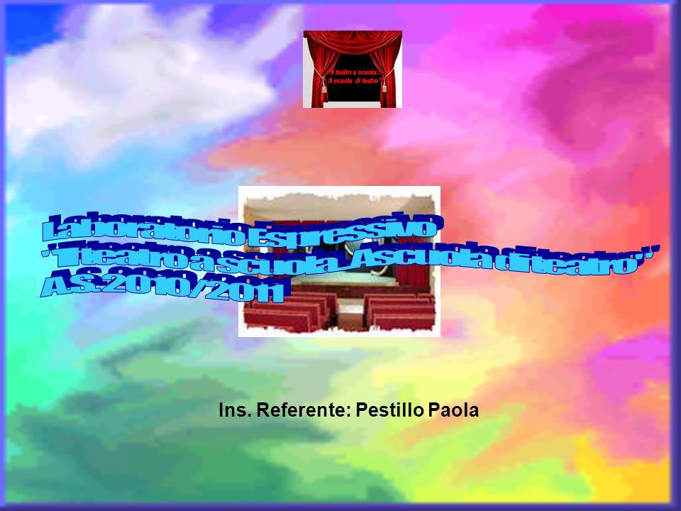 Ins. Referente: Pestillo Paola